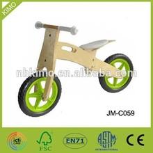 Hot wooden balance bikes for toddler