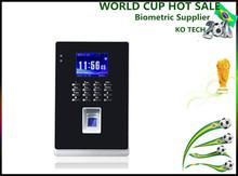 Professional fingerprint scanner door lock employee time clock software KO-M66
