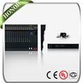 El cci ts-32p-4 pro 24- canal de audio digital para mezclador estéreo