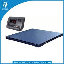 floor platform digital weighing scales 1000kg easy installment