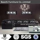 Baochi usa luxury furniture,modern sofa image,with mushroom stool A155