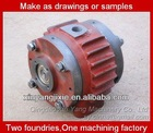 0.55kw High Pressure Electric Air Blower Vaccum Pump Application For mechanical use