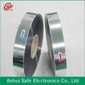 para o uso de capacitores china fabrico metalizado filme de polietileno
