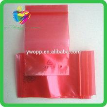 Hot sale popular transparent ziplock plastic bag for packing
