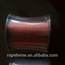 white nylon fishing line in hot sale 2015 /nylon mono line / in spool packing