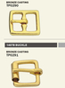 China 2014 High quality square shoe buckle& metal custome square pin belt buckle