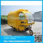 Outdoor street mobile Vans/ hotdog vending carts/ food Vending cart