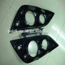 injection molded plastic automotive parts