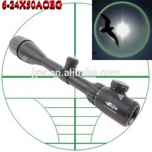 6-24X50AOEG Tactical Riflescope