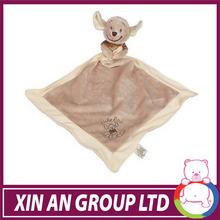 2014 safty baby comforter blanket with icti shenzhen factory audit