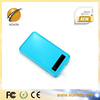 Promotional portable universal new polymer battery mobile power bank 5000mah