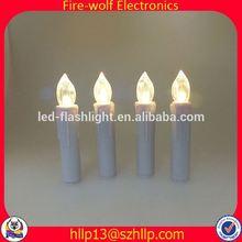 China Fashion promotional led gifts led wax candle Manufacturer & Wholeslaer