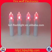 China Fashion promotional led gifts led candle bulb Supply