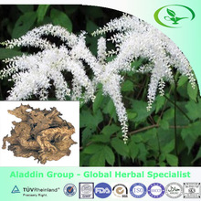 2015 Best Selling Purity Black Cohosh Extract 2.5% Triterpene/Cimicifuga Romose L.