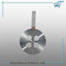 throttling device flow meter fluid water orifice plate