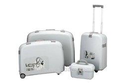 New designed PP luggage travel luggage suitcase luggage bag parts