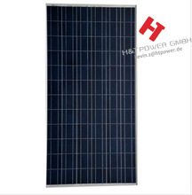 Poly290w Stock Transparent Top Point Solar Panel With Full Certified Solar Panel Price Flexible 156*156