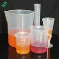 Plástico probeta, Vaso de plástico, Taza de medir, 100 ml