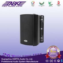 ZABKZ Wall Loudspeaker/ Wall Mount Box Speaker/Speaker Wall Mount WL312