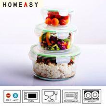 Take easy 1000ml glass Jar clip top storage preserve Jam Airtight Jar