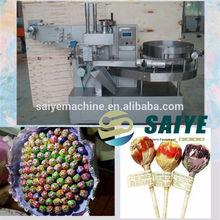 SYBB-350 Automatic Ball Lollipop Wrapping Machine