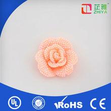Fancy flower resin jewelry