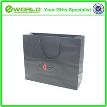 Promotional gift costom logo kraft paper shopping bag craft paper gift bag