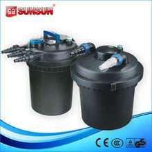 SUNSUN koi pond filter CPF-180~500 series for garden pond / fish farm