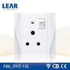 F86 series wall socket