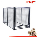 china 5' x 10' x 6' ft outdoor welded mesh large kennels and runs