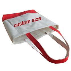 blank cotton tote bags plain cotton tote bag