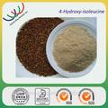 Ventas al por mayor hecho en china fabricante de suministro de la muestra libre 4- hydroxyisoleucine extracto de fenogreco y semillas