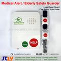 Sos alarme de emergência para os pais idosos, gsm de alarme de pânico