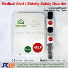 SOS Emergency Alarm for Elderly Parents,GSM Panic Alarm