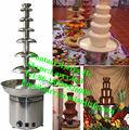 Conduit fontaine de chocolat base/fontaine de chocolat double/distributeur de chocolat chaud