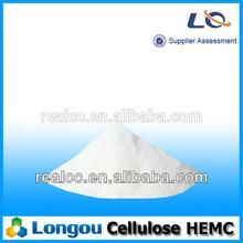 factory wholesale HEMC Hydroxyethyl Methyl Cellulose Cellulose Ether Solubility