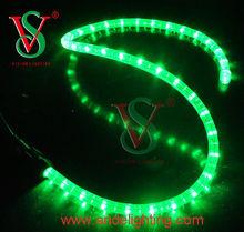 10mm 13mm led rope light 100 meters per roll bulb rope light for park street decor