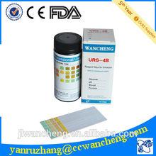 Urine Strip URS-4B, High Quality Diagnostic Reagent Kits