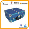 High quality Fingerprint security box ,blue ABS technician tool case