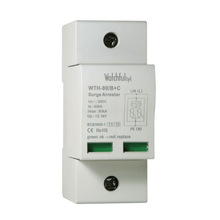 UL Listed WTH-80/B+C/1P-385 Class 1+2 Surge Protector