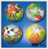 New Custom Cheap Bulk Heat/ Thermal Transfer PU Cartoon Animal Stress Ball