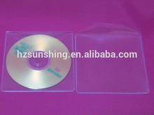 wholesale hot sale high quality CD DVD bag commercial CD binder bag