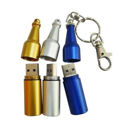 Wholesale Promotional gift pendrive cheap business metal bullet u disk usb flash pen drive 512gb/1tb/2gb/4gb/8gb