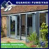 Aluminium Bi-folding Door Quality Aluminium Glass Folding Door
