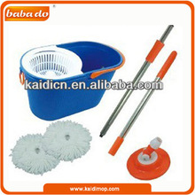 Newest and hottest sell washable Spin mop and bucket