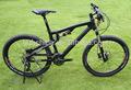 Cinese 2014 completa in fibra di carbonio pieno montagna bicicletta/moto, carbonio mtb bici completa, mountain bike in carbonio pieno