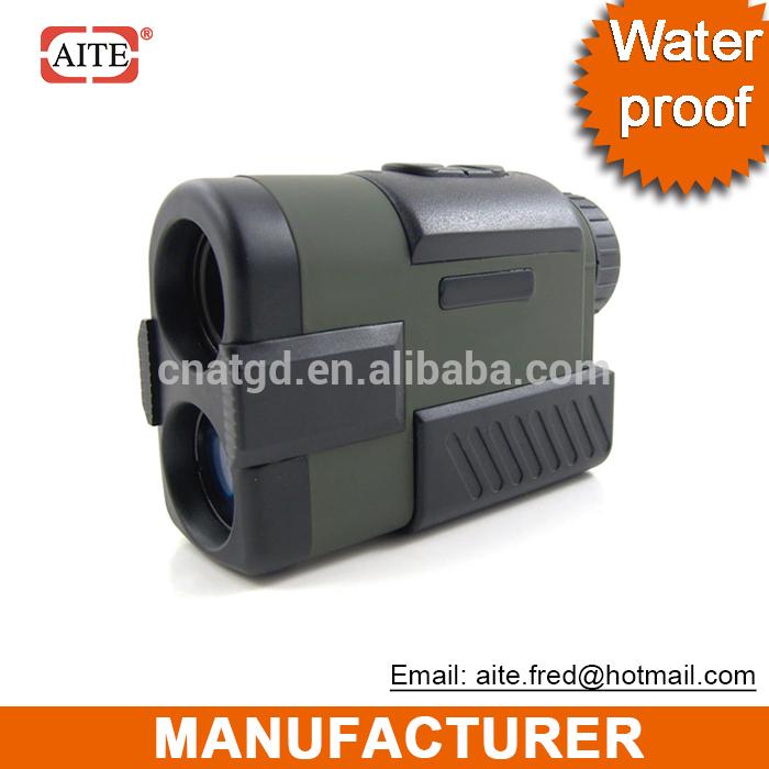 water proof 6*24 400mt Laser Golf rangefinder golf spare parts