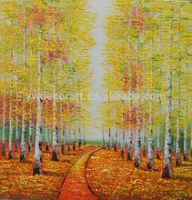 Handmade Oil Painting Landscape