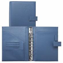 a6 a7 handmade spiral notebook pu leather cover