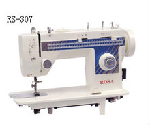 China factory direct sale CE colourful sewing machine RS-307